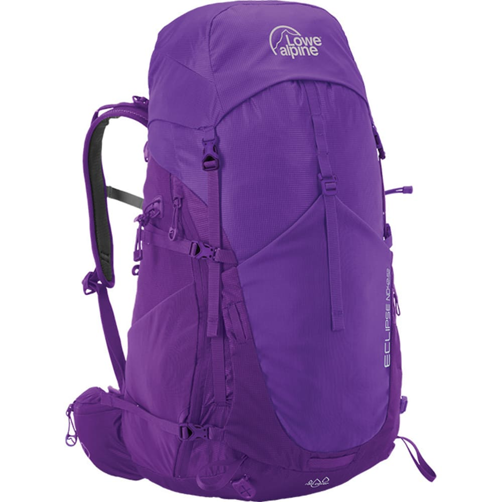 LOWE ALPINE Eclipse ND42:52 Women's Backpack - ORCHID/ROYAL LILAC