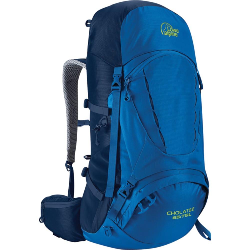LOWE ALPINE Cholatse 65:75 Backpack - GIRO/BLUE PRINT