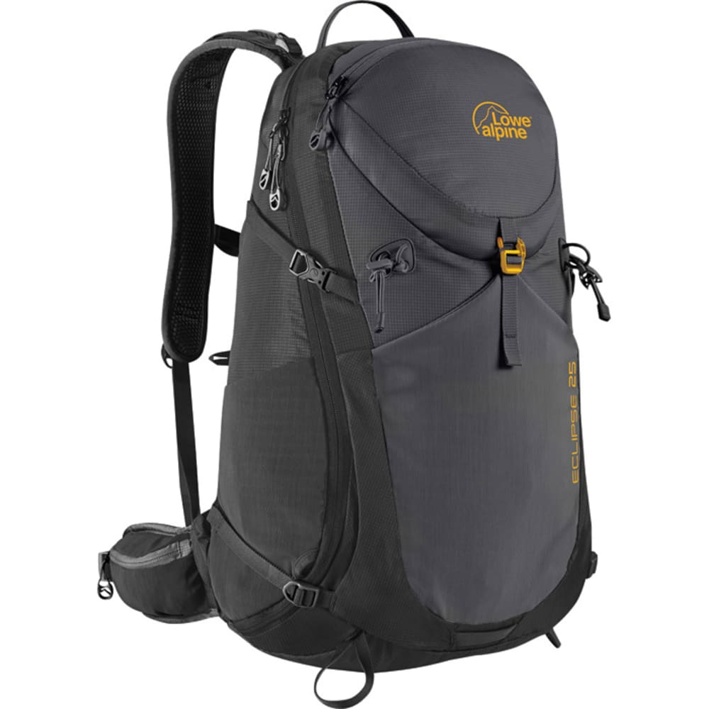 LOWE ALPINE Eclipse 25 Backpack - ANTHRACITE/ANTRACITE