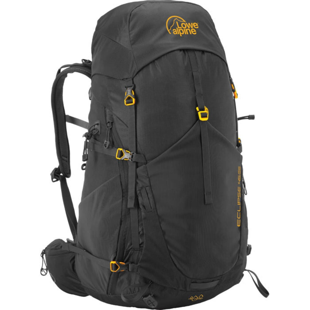 LOWE ALPINE Eclipse 45:55 Backpack - ANTHRACITE/ANTHRACIT