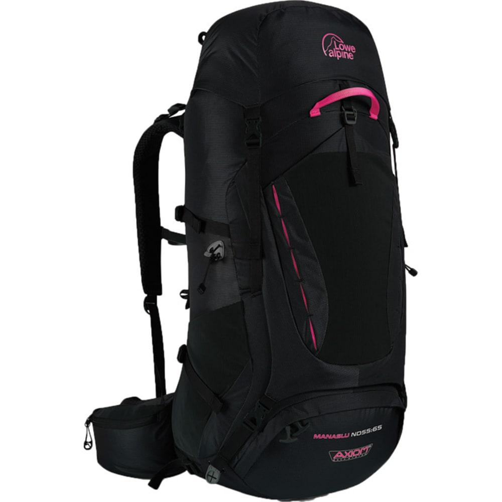 LOWE ALPINE Manaslu ND55:65 Women's Backpack - BLACK