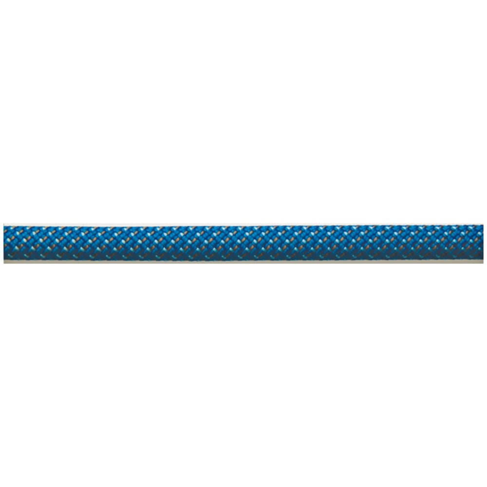 NEW ENGLAND ROPES Pinnacle 9.5mm x 70m Rope, Dry - BLUE