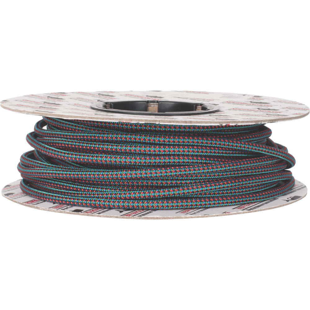 NEW ENGLAND ROPES Tech Cord 5mm x 25m Rope - BLUE