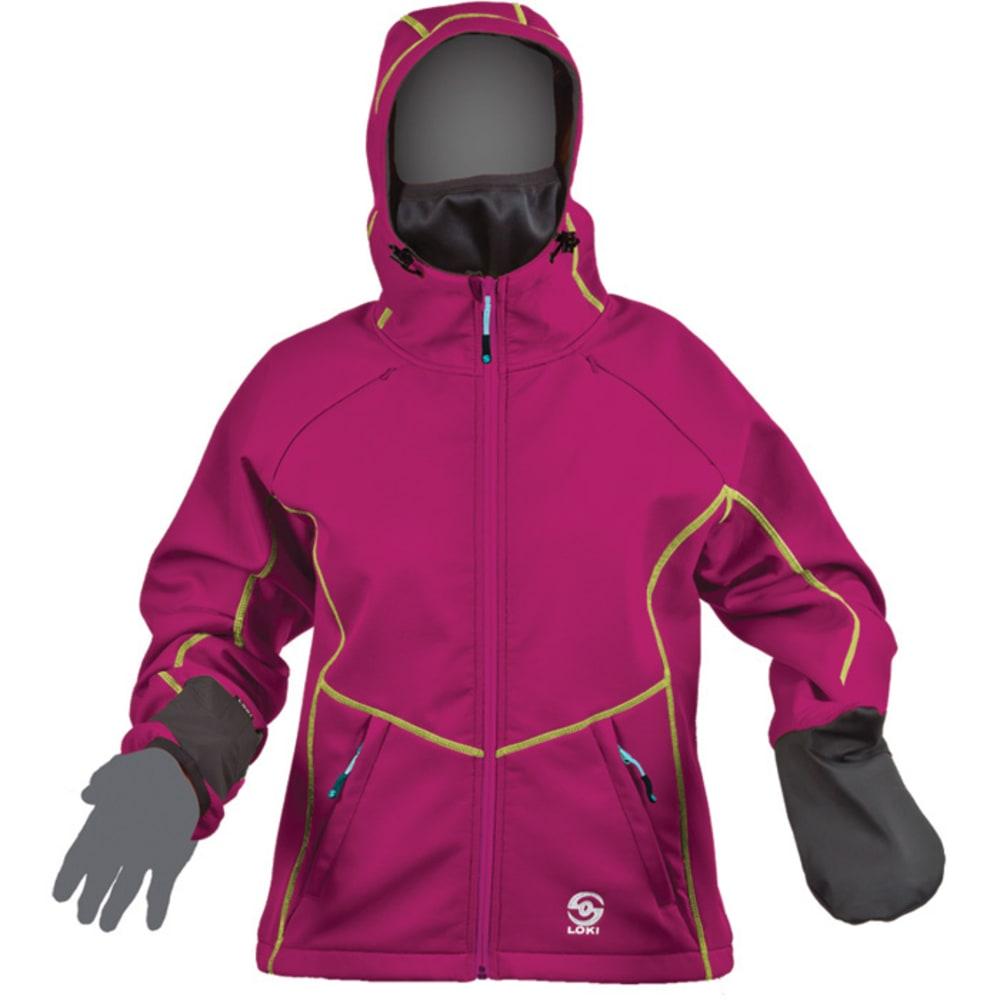 LOKI Women's Mountain Jacket - MAGENTA