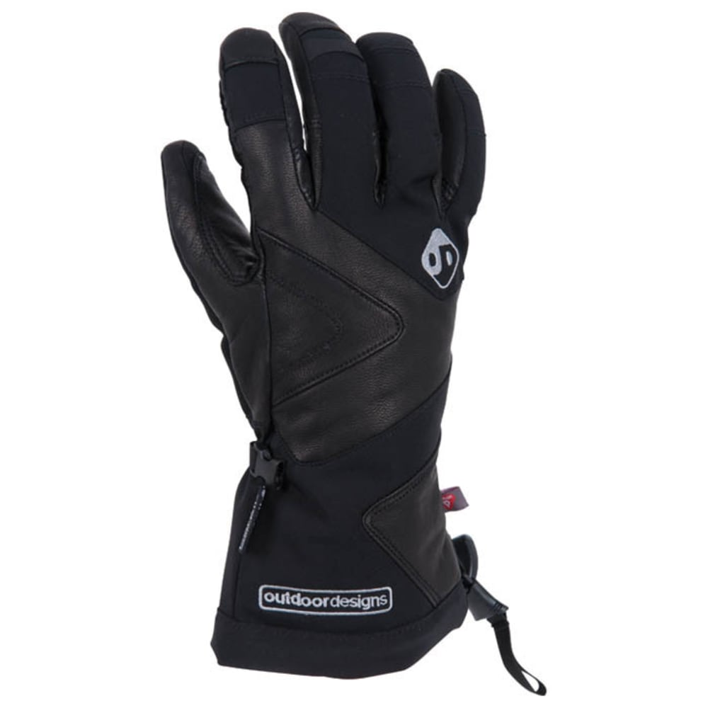 OUTDOOR DESIGNS Denali Glove - BLACK