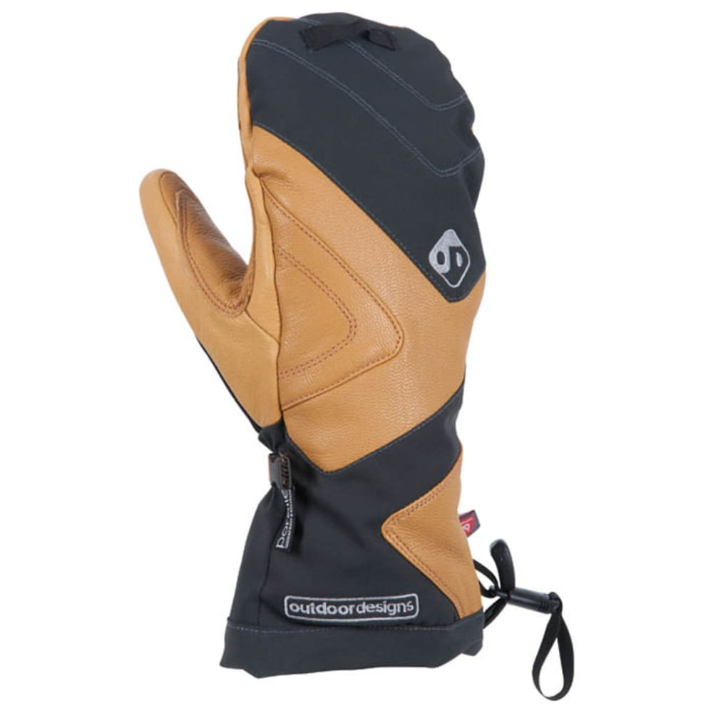 OUTDOOR DESIGNS Denali Mitt - NATURAL