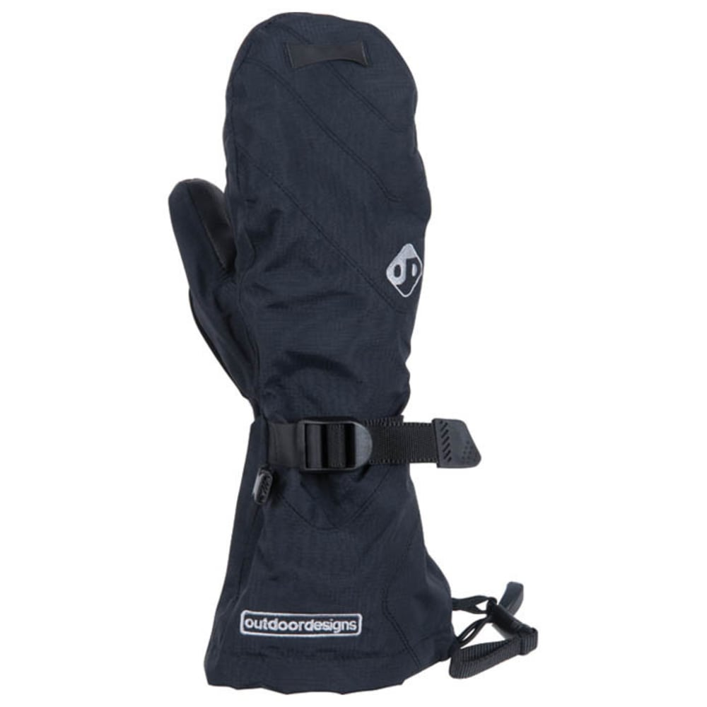 OUTDOOR DESIGNS Summit Mitt Pro Shell - BLACK