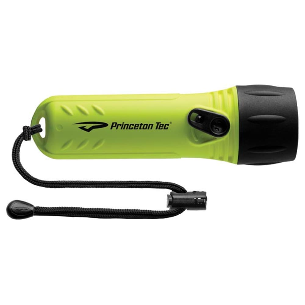 PRINCETON TEC Torrent LED Flashlight - GREEN