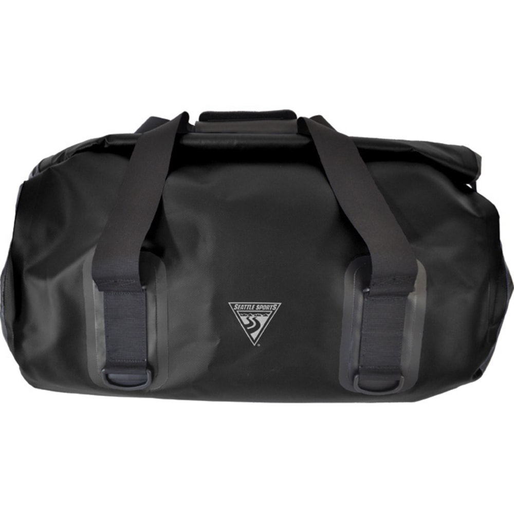 SEATTLE SPORTS Navigator 50L Duffel Bag - BLACK