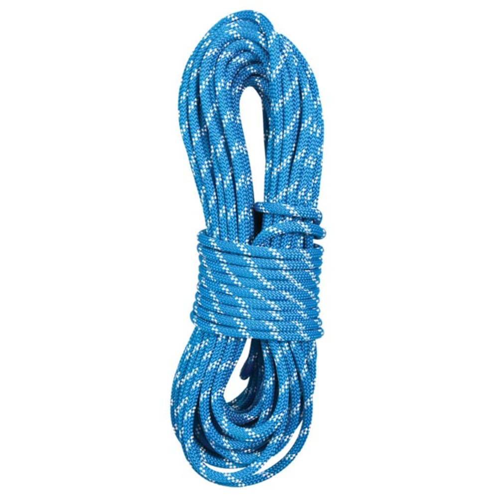 """NEW ENGLAND ROPES KM III 7/16"""" x 150' Rope - BLUE"""