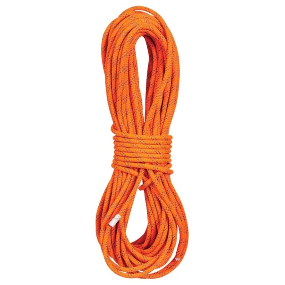 "NEW ENGLAND ROPES KM III 3/8"" x 150' Rope - ORANGE"