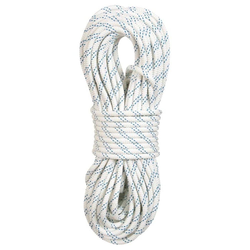 "NEW ENGLAND ROPES KM III 5/8"" x 150' Rope, White - WHITE"