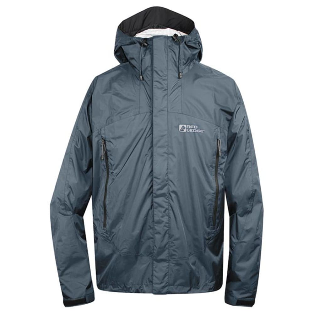 RED LEDGE Men's Free Rain Jacket - BLUE