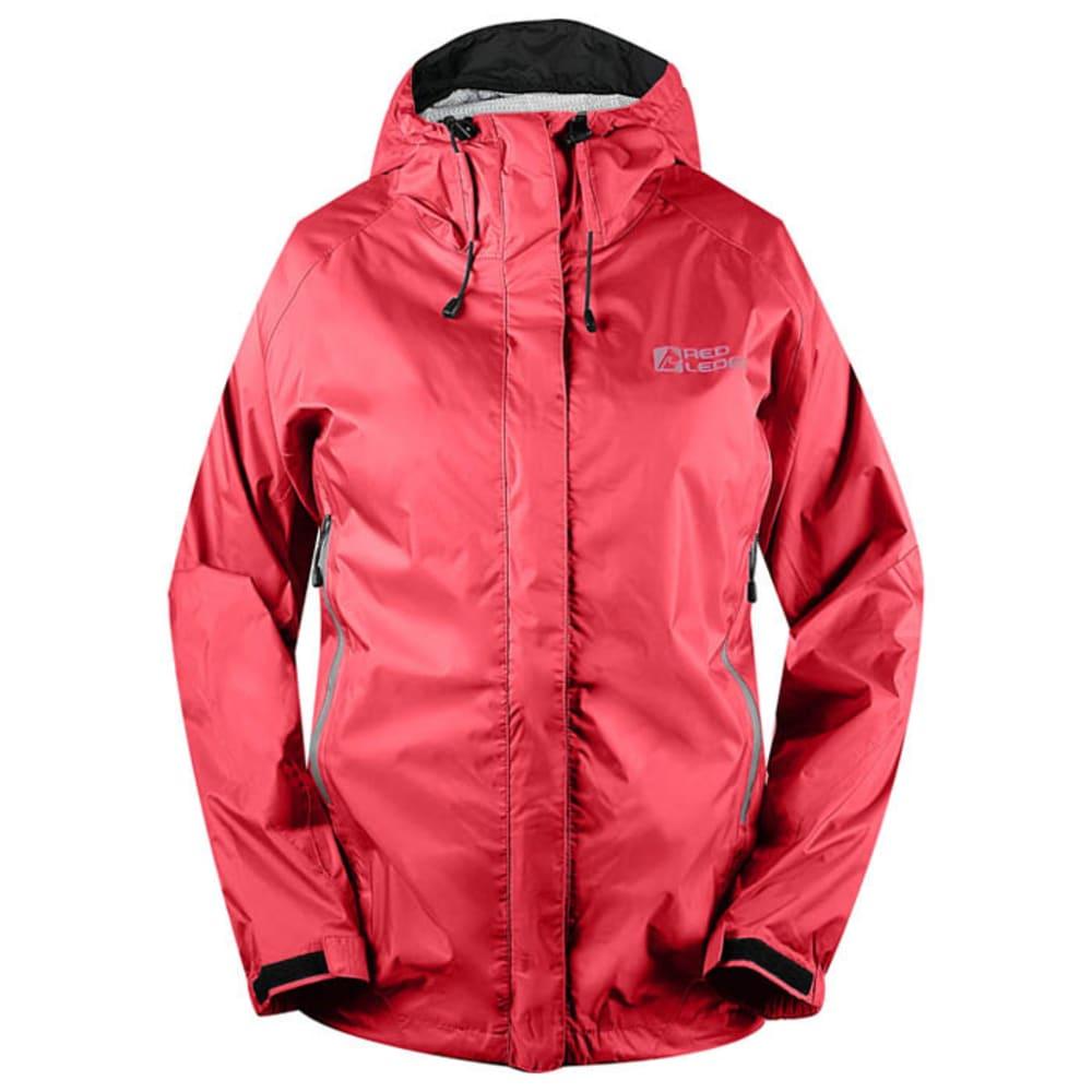 RED LEDGE Women's Free Rain Jacket - POPPY