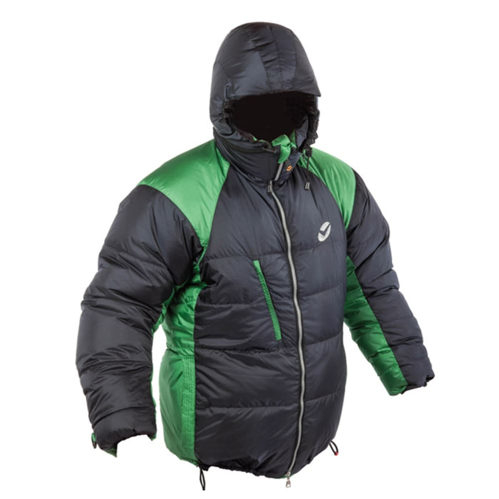 VALANDRE G2 Jacket - BLACK/GREEN