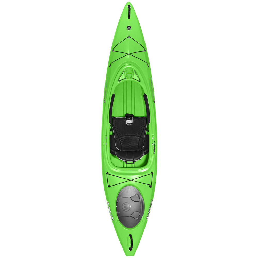 WILDERNESS SYSTEMS Aspire 100 Kayak, Factory Seconds - LIME