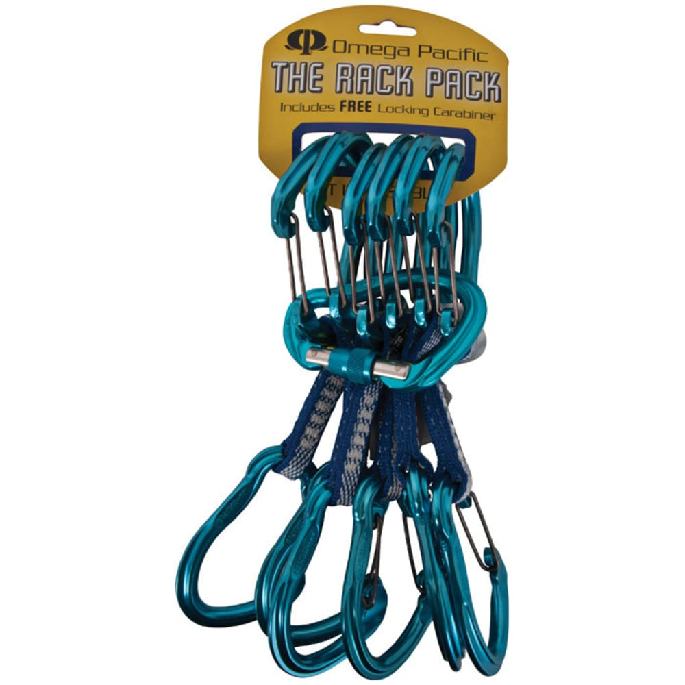 OMEGA PACIFIC Five-O Wire/Wire Quickdraw 6 Pack NO SIZE