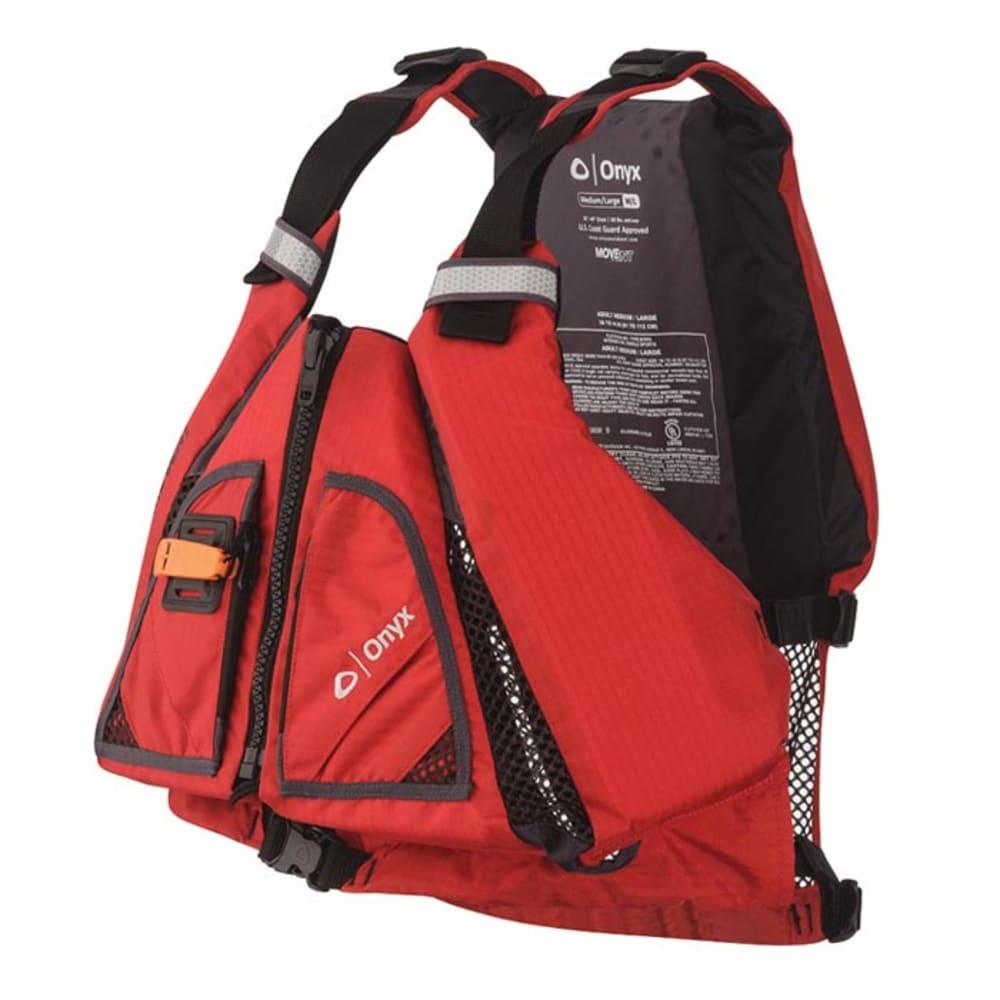 ONYX Movement Torsion Vest - RED