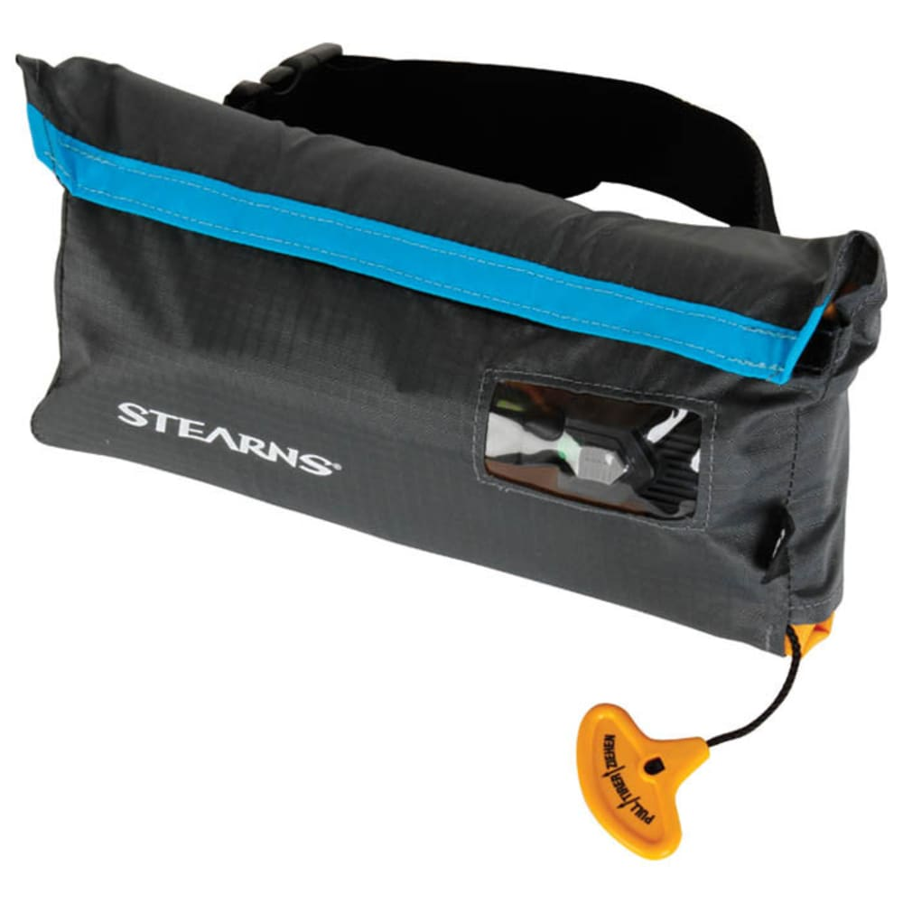 STEARNS M33 Inflatable Paddling Belt - BLACK
