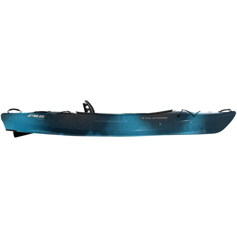 WILDERNESS SYSTEMS Aspire 105 Kayak, Factory Second - MIDNIGHT