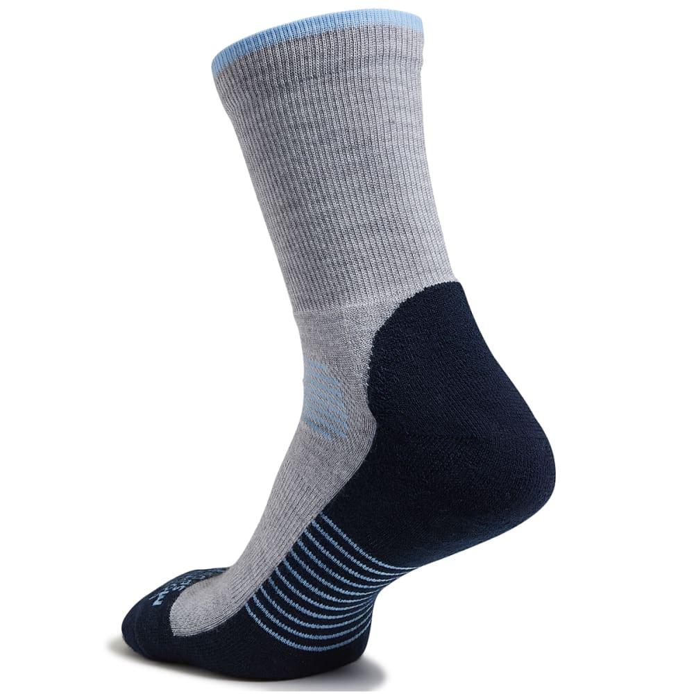 EMS Men's Track Lite 3/4 Crew Socks - DENIM BLUE