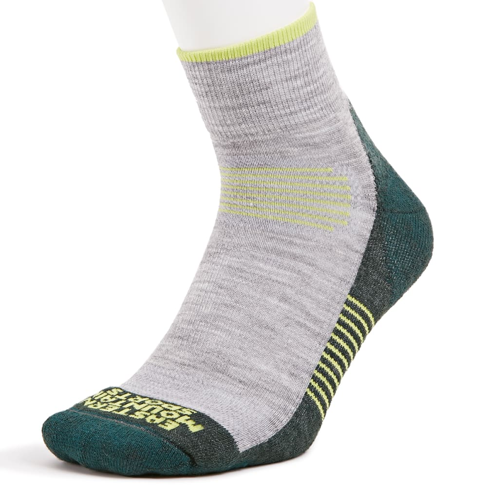 EMS Men's Track Lite Quarter Socks - BALSAM 05265