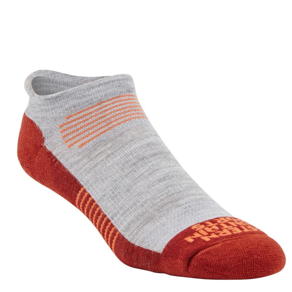 EMS® Men's Track Lite Tab Ankle Socks - FIRED BRICK 03668
