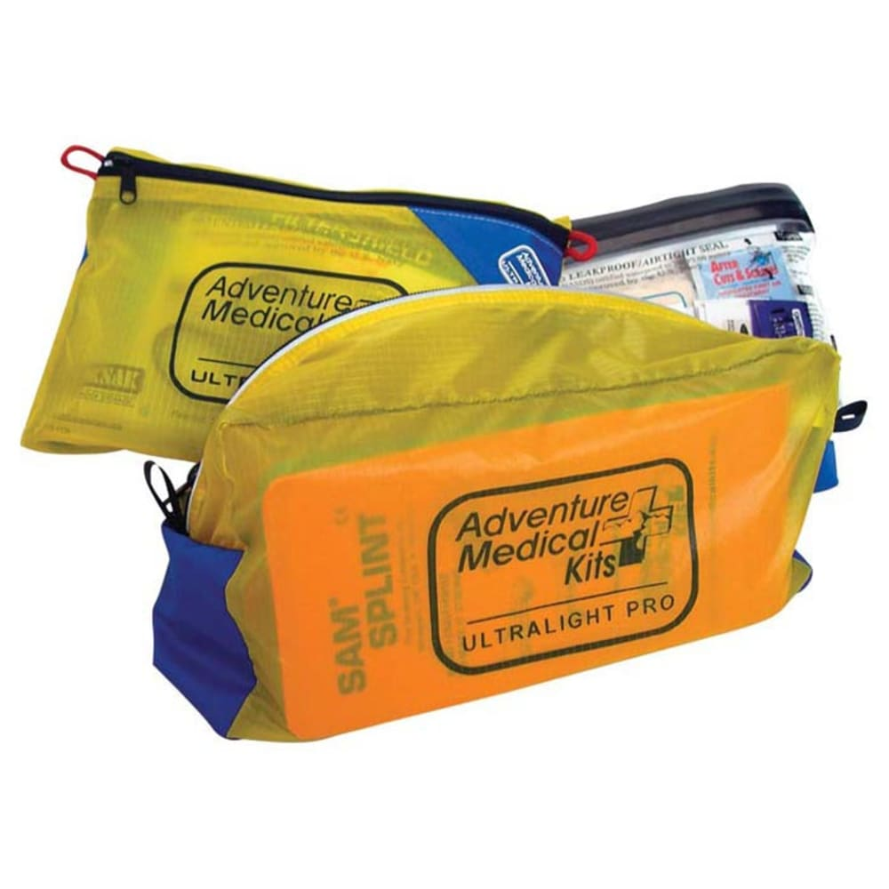 ADVENTURE MEDICAL Ultralight Pro First-Aid Kit - YELLOW