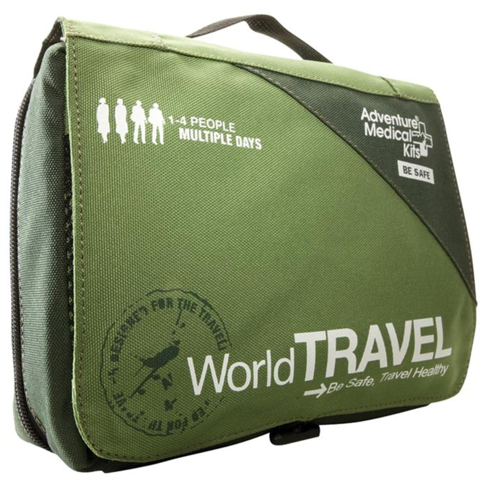 ADVENTURE MEDICAL World Travel Kit - GREEN