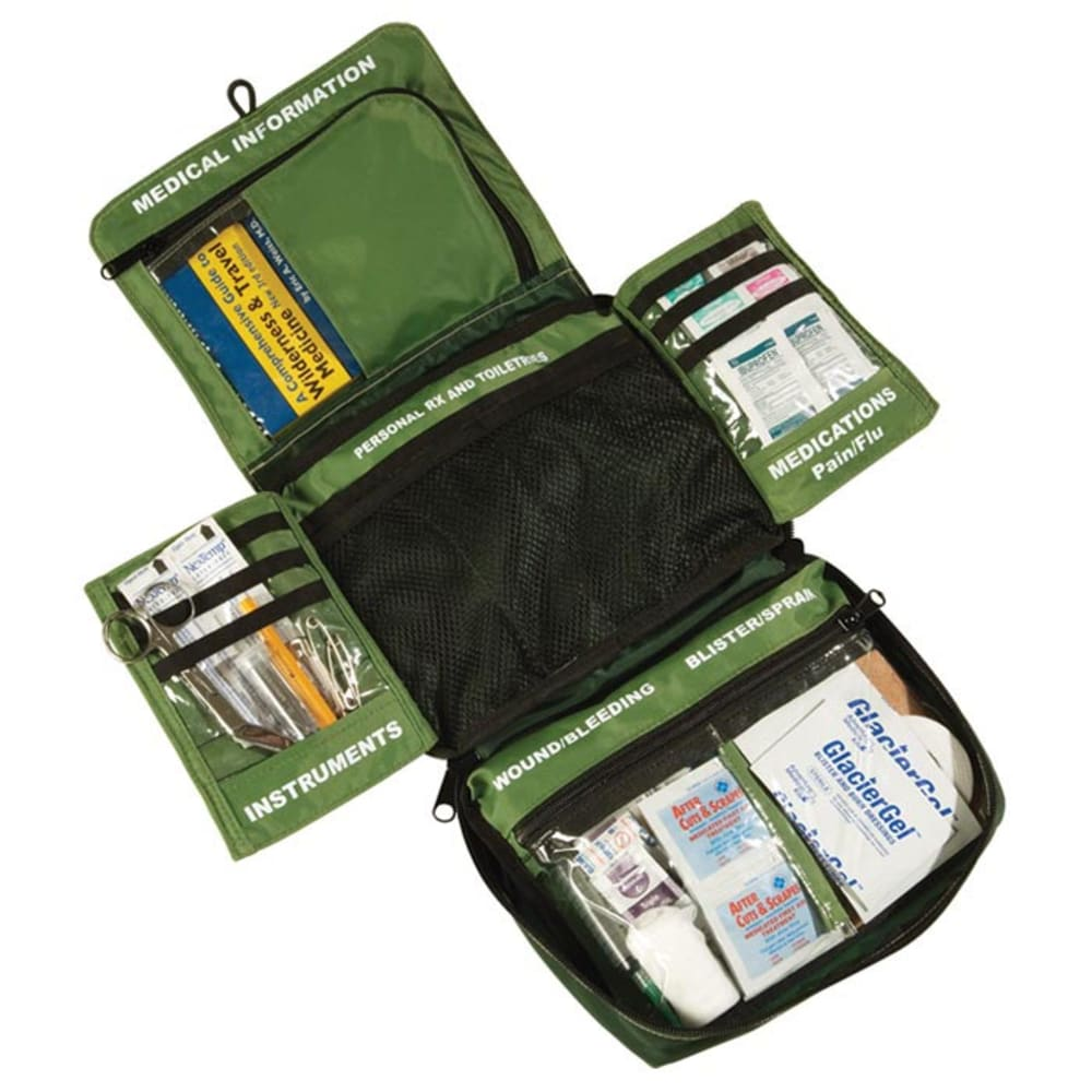 ADVENTURE MEDICAL World Travel Kit - GREEN