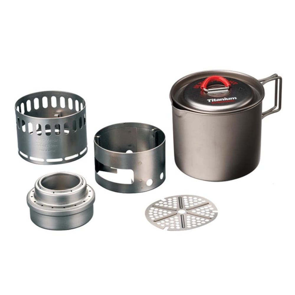 EVERNEW Appalachian Cookware Set - NO COLOR