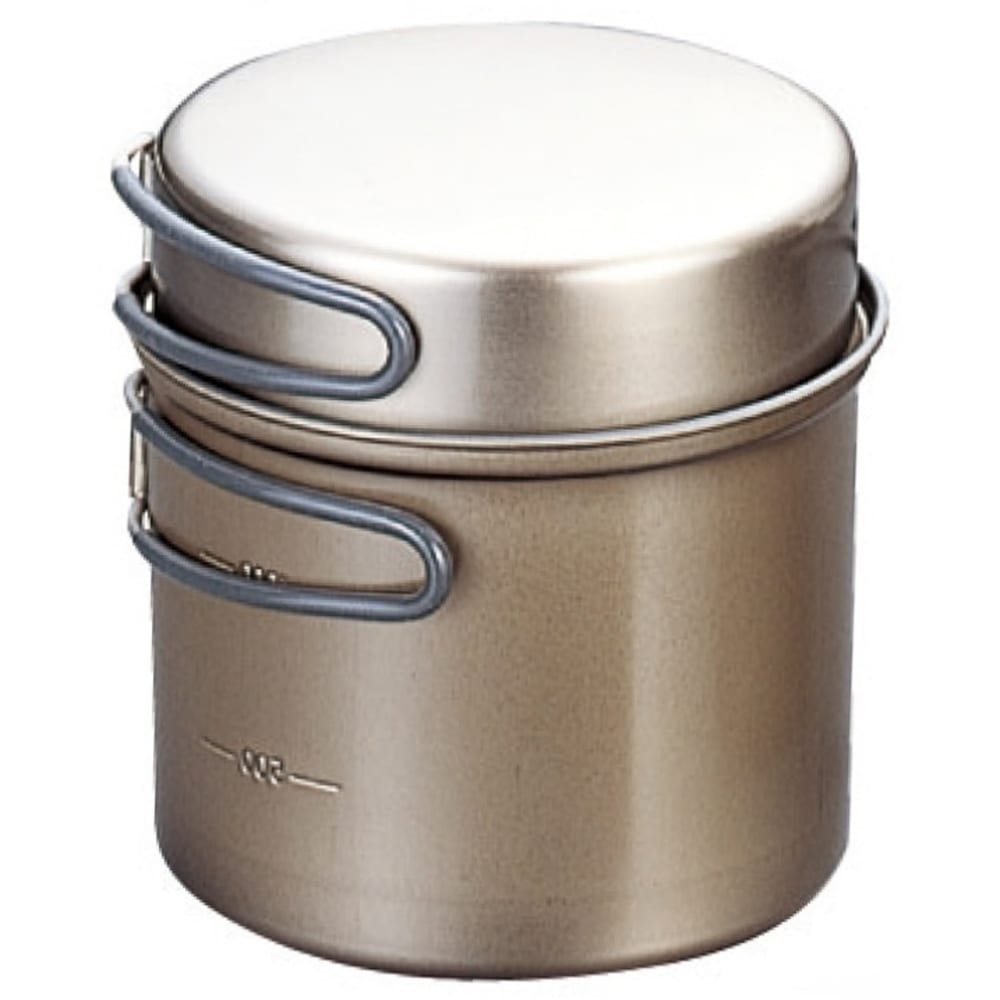 EVERNEW Titanium Non-Stick 1.4L Deep Pot with Handle - NO COLOR