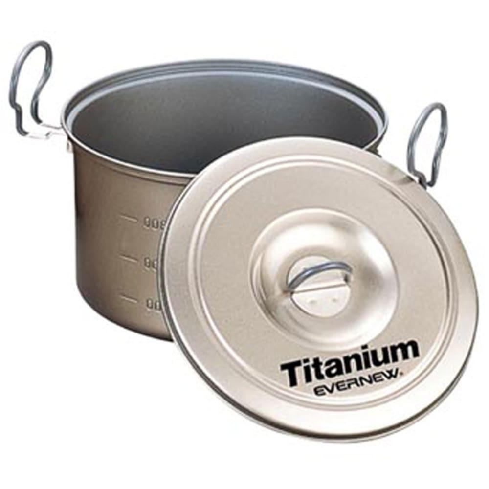 EVERNEW Titanium Non-Stick 2.6L Pot with Handle - NO COLOR