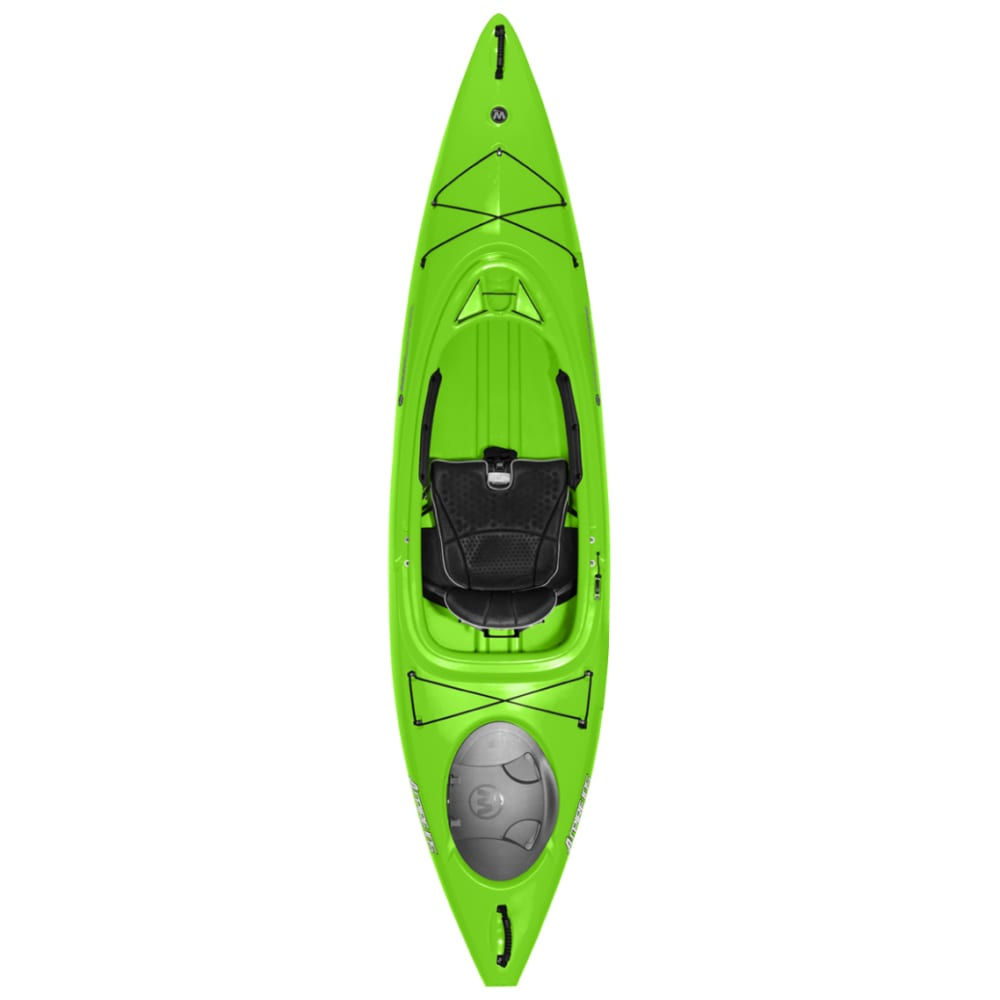WILDERNESS SYSTEMS Aspire 105 Kayak, Factory Second - LIME