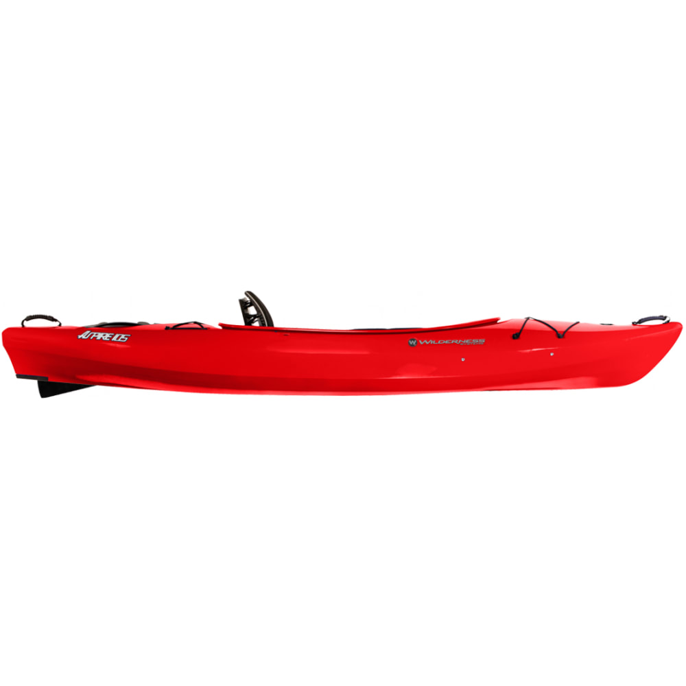 WILDERNESS SYSTEMS Aspire 105 Kayak, Factory Second  - RED