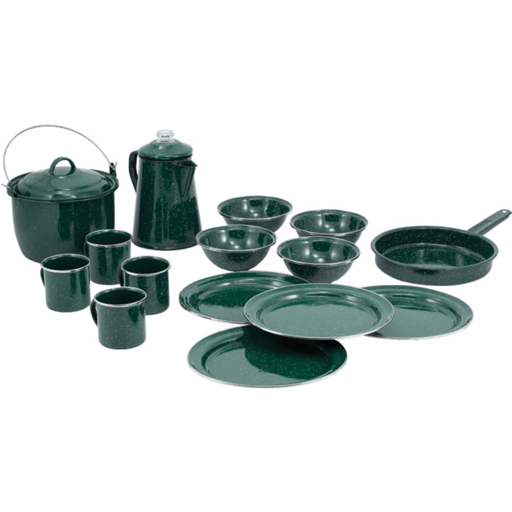 GSI Pioneer Camp Set - GREEN