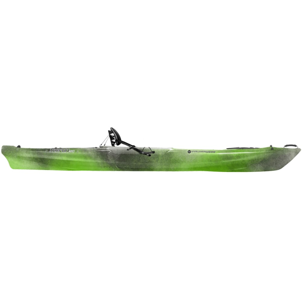 WILDERNESS SYSTEMS Tarpon 120 Angler Kayak, Factory Second  - Sonar