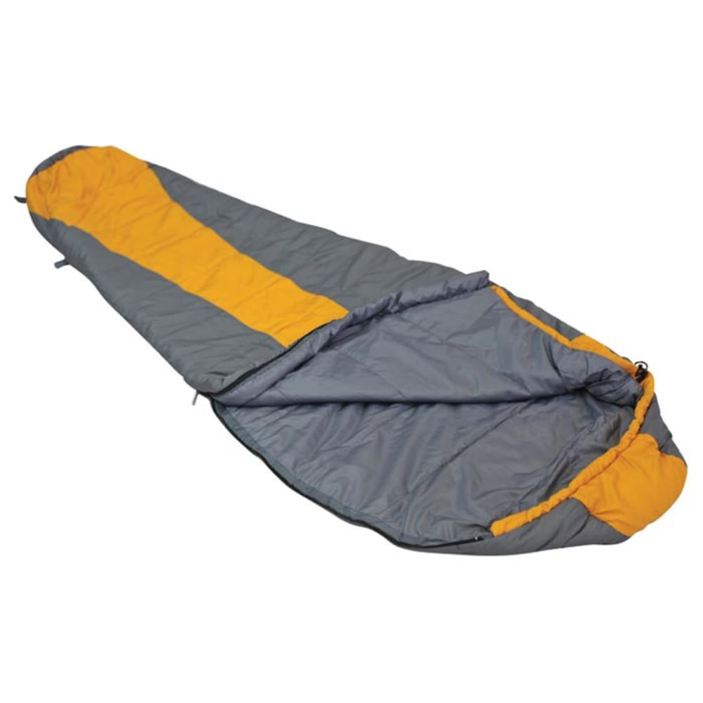 LEDGE Featherlite +20 Degree Sleeping Bag - YELLOW