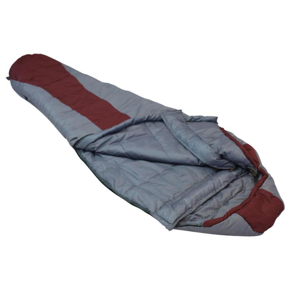 LEDGE Featherlite 0 Degree Sleeping Bag - MAROON