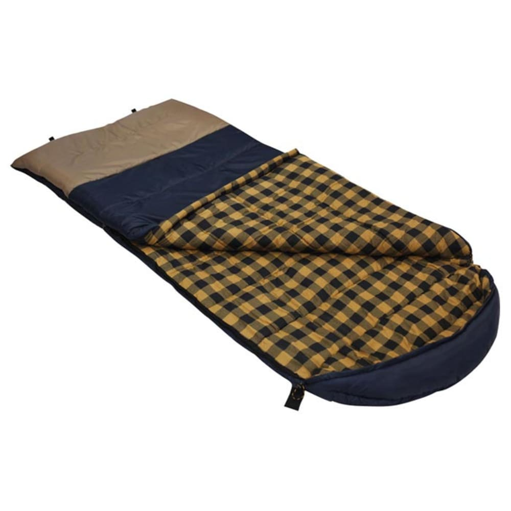 LEDGE Nevada 0 Degree Sleeping Bag - BLUE