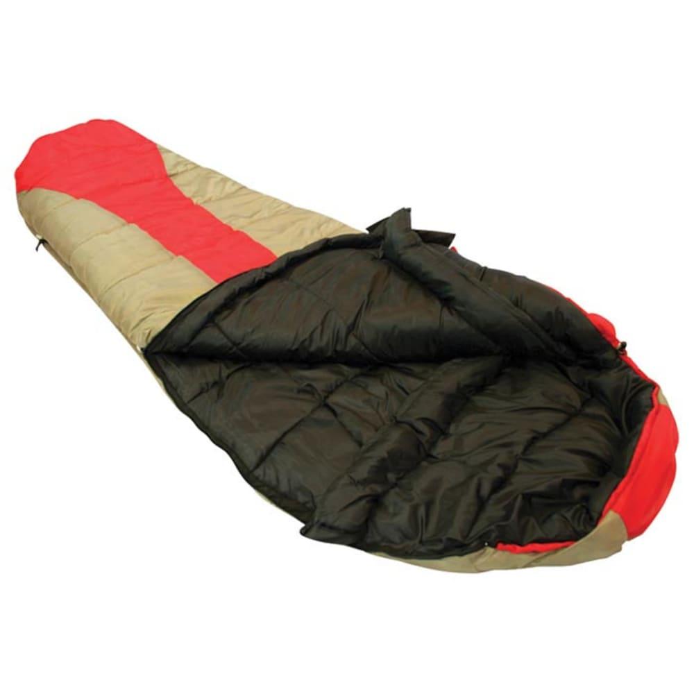 LEDGE River -20 Degree Sleeping Bag - RED