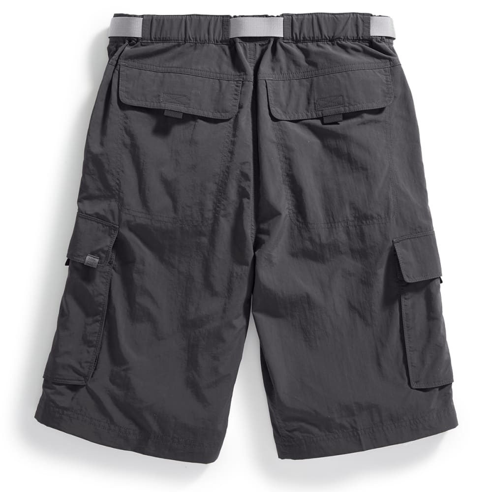 EMS Men's Camp Cargo Shorts - FORGED IRON
