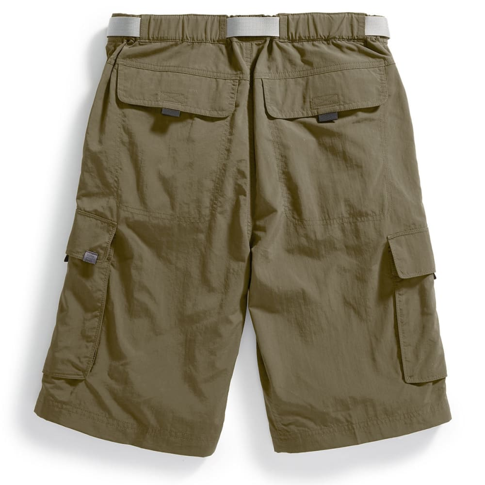 EMS Men's Camp Cargo Shorts - TARMAC