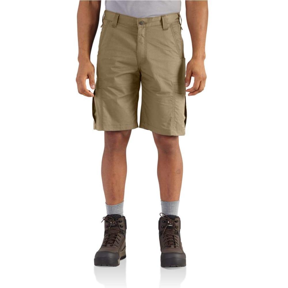 CARHARTT Men's Force Extremes Cargo Shorts - DK KHAKI