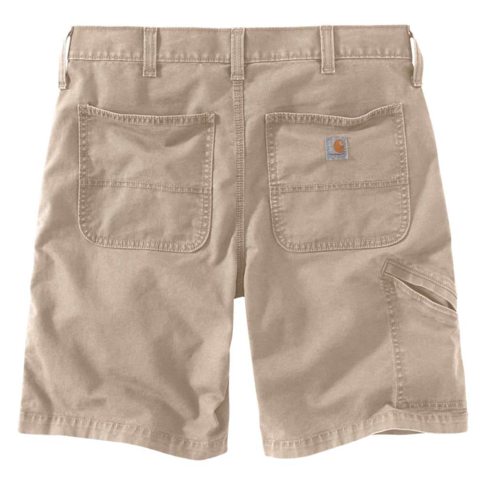 CARHARTT Men's Rugged Flex Rigby Shorts - TAN 232