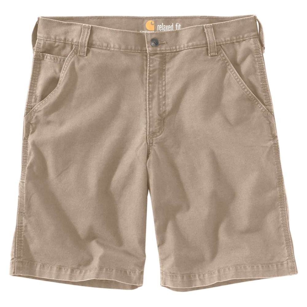 CARHARTT Men's Rugged Flex Rigby Shorts - TAN 232