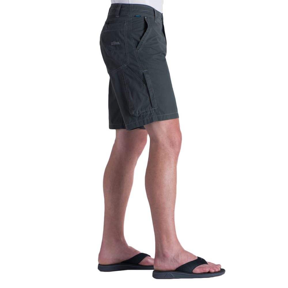 KÜHL Men's Ramblr Shorts, 10 IN.  - CA-CARBON