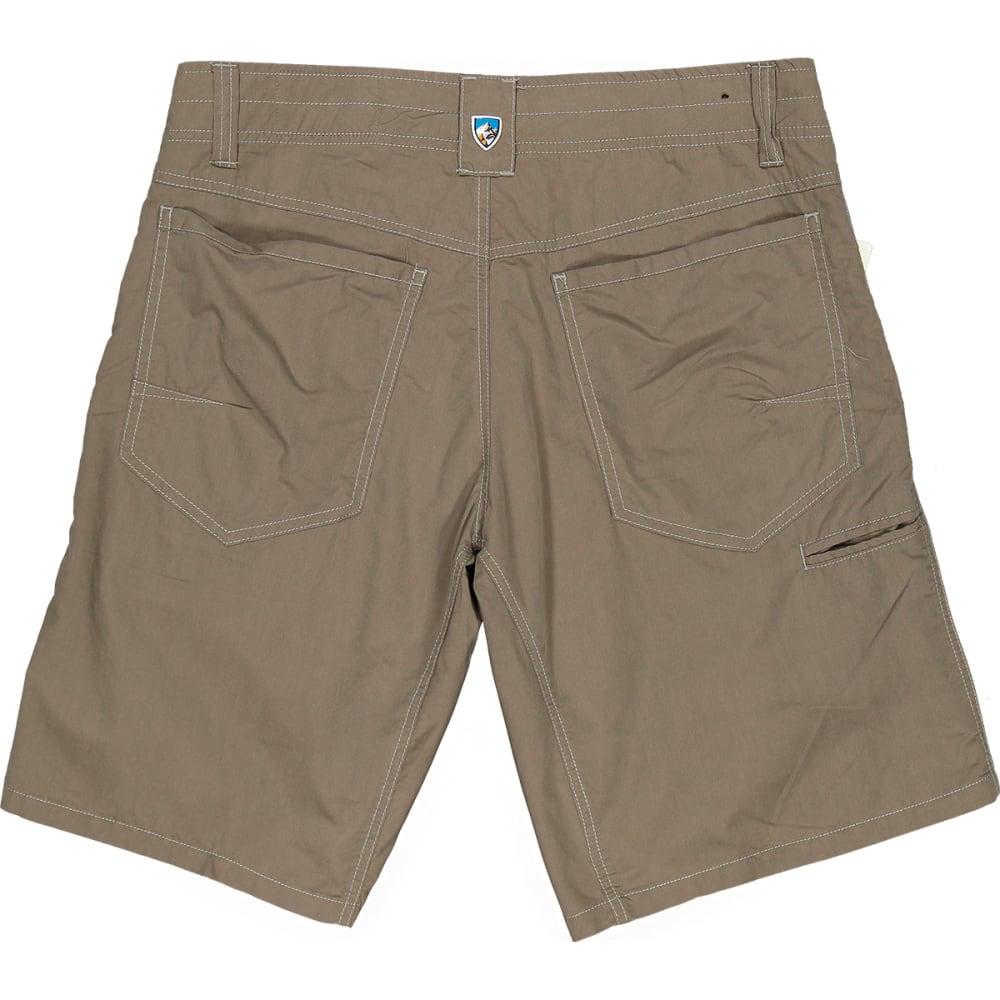 KUHL Men's Ramblr Shorts, 10 IN. - GUN-GUNMETAL