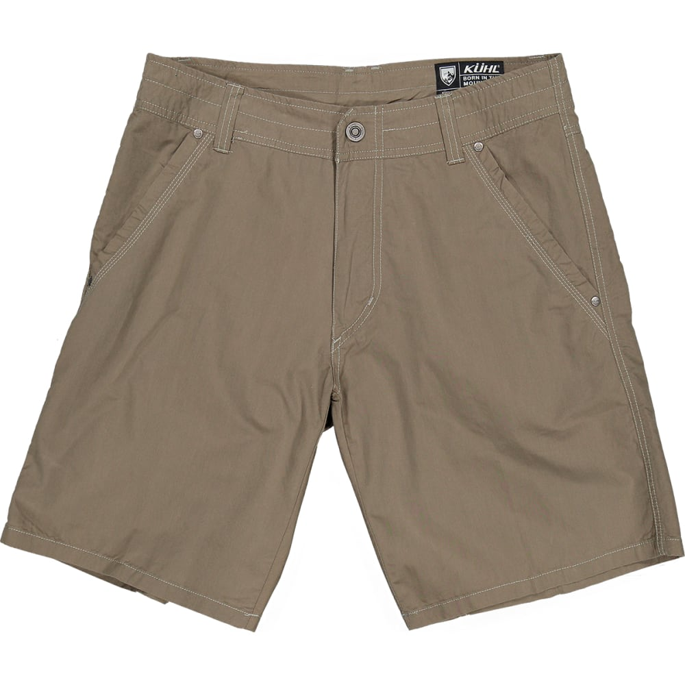 KÜHL Men's Ramblr Shorts, 10 IN. - GUN-GUNMETAL
