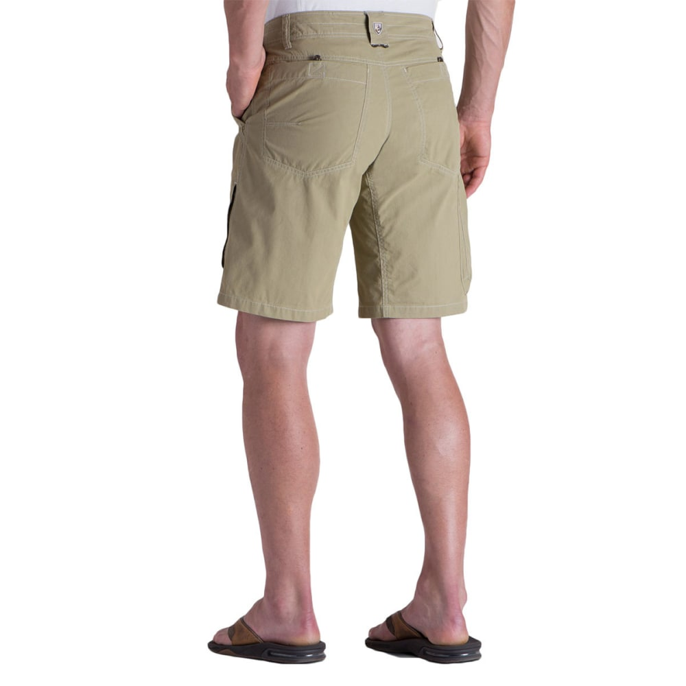 KÜHL Men's Ramblr Shorts, 10 IN. - SD-SAWDUST